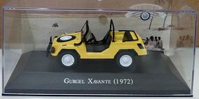 Gurgel Xavante 1972 Coleção Carros Inesquecíveis Do Brasil