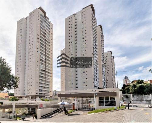Apartamento Para Venda Em São Bernardo Do Campo, Centro, 3 Dormitórios, 1 Suíte, 4 Banheiros, 2 Vagas - 1707_1-1762711
