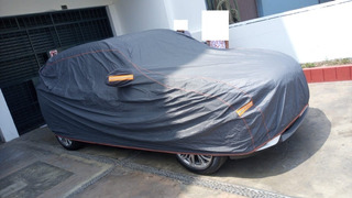 Cobertor Impermeable Pvc Bmw X1 Calidad Pesada 3+