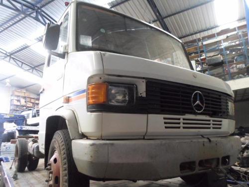Sucata Mercedes 709