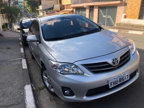 Toyota Corolla 2.0 16v Xei Flex Aut. 4p 2013