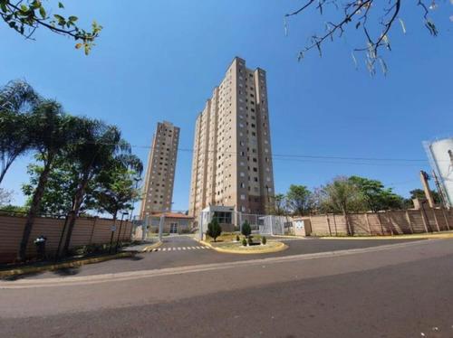 Apartamento Com 46 M² No Bairro Da Ribeirânia Na Cidade De Ribeirão Preto, - Ap02212 - 68562646