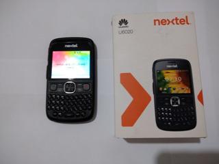 Celular Huawei U6020 Nextel Novo E Conservado