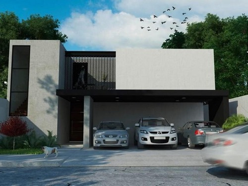 Casa En Venta Al Norte De Mérida - Privada En Conkal