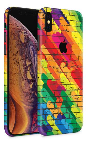 Skin Color Bricks Para Telefonos Apple iPhone