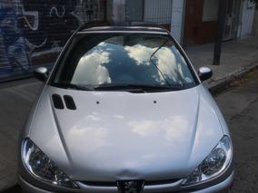 Peugeot 206 1.6 Xs Premium Abs Unica Dueña
