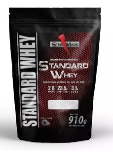 Whey Protein Standard Steel Made