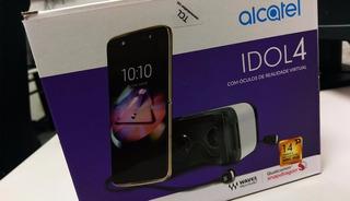 Alcatel Idol4 Realidad Virtual