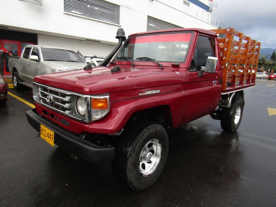 Toyota Land Cruiser Fj 75 Mt 4500cc 4x4 Estacas