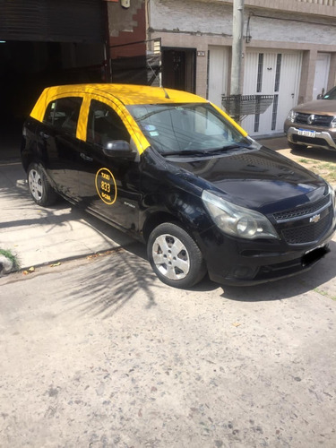Chevrolet Agile Taxi