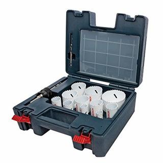 Bosch Hb25m - Kit De Sierra De Orificio Bimetalico, 25 Pieza
