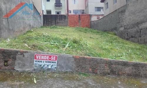 Terreno A Venda No Bairro Jardim Dois Corações Em Sorocaba - Te 037-1