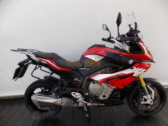 S 1000 Xr 2016 Vermelha