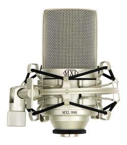Shockmount Mxl 990 + Case (não Acompanha O Microfone)