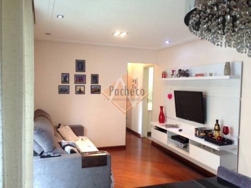 Imagem 1 de 14 de Apartamento  Vila Regente Feijó, 3 Dormitórios, 1 Suíte, 1 Vaga, 83m², R$520.000,00 - 2749