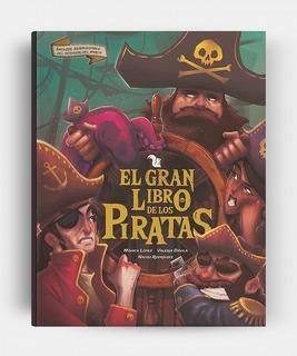 ** El Gran Libro De Los Piratas ** Valeria Davila M Lopez