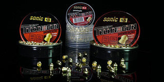 Chumbinho 4,5 Sonic Gold Penetração Technogun 250 Unid.