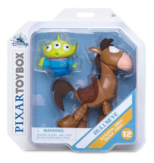 Bullseye + Alien Toybox Disney Store Original.... Replay