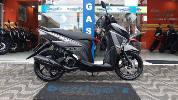 Yamaha Nova Neo 125 Ubs 2019 Cinza Único Dono