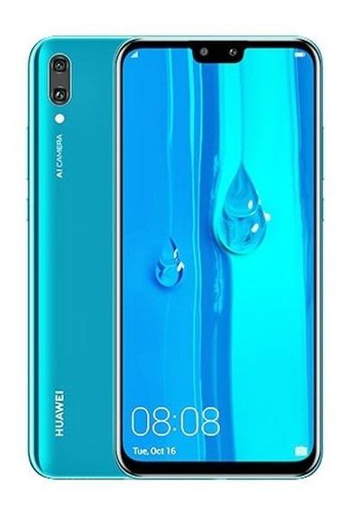 Huawei Y9 2019 64gb+3ram Dualsim Nuevo 6.5pg