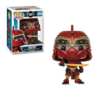 Funko Pop Daito #499 Ready Player One - Nuevo - Nextgames