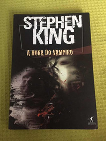 Livro A Hora Do Vampiro