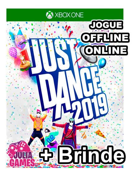 Just Dance 2019 Em Pt- Br Xbox One Digital + Brinde