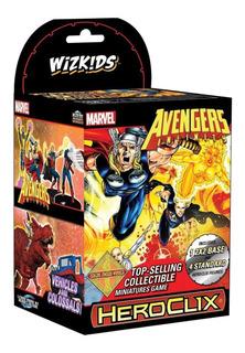 Heroclix Marvel Booster Avengers Infinity