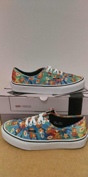 Tênis Vans Authentic Nintendo