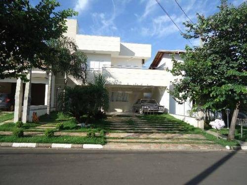 Casa Residencial À Venda, Condomínio Campos Do Conde, Paulínia - Ca1810. - Ca1810