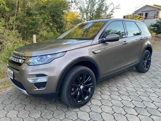 Land Rover Discovery Sport 2015 2.0 Si4 Hse Luxury 5p