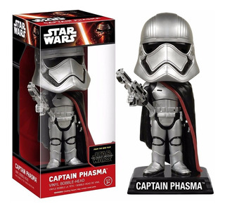 Funko - Star Wars Episode 7 - Captain Phasma Wacky Wobbler
