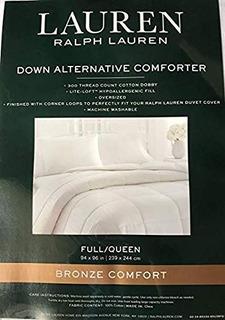 Edredón Ralph Lauren Bronze Comfort