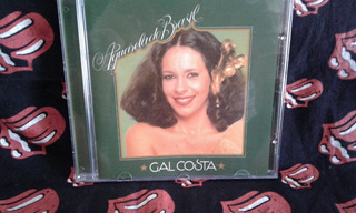 Cd Gal Costa / Aquarela Do Brasil