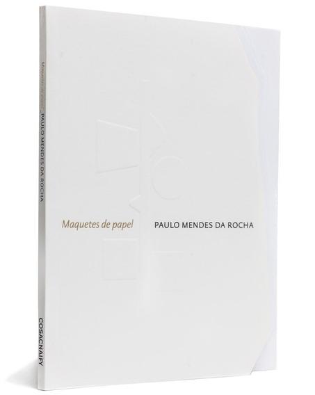 Maquetes De Papel Livro Paulo Mendes Da Rocha Frete 10 Reais