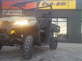 Can-am Defender 800 H8 0km Agrario Rural Trabajo Utv Hd8