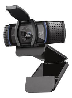 Camara Web Logitech C920s Pro Hd 1080p Webcam Usb Streaming