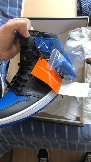 Nike Air Jordan Retro 1 Og Royal