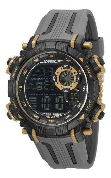 Relógio Masculino Speedo 80596g0evnp3 Digital Barato