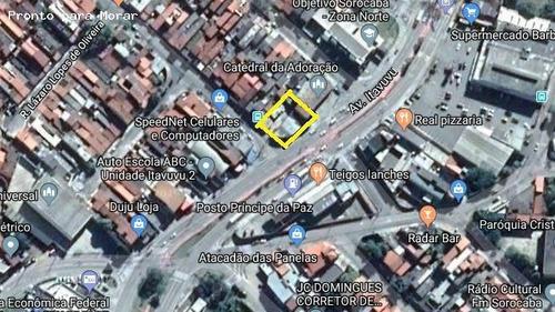 Área Para Venda Em Sorocaba, Jardim Santa Cecília - 538_1-1194328
