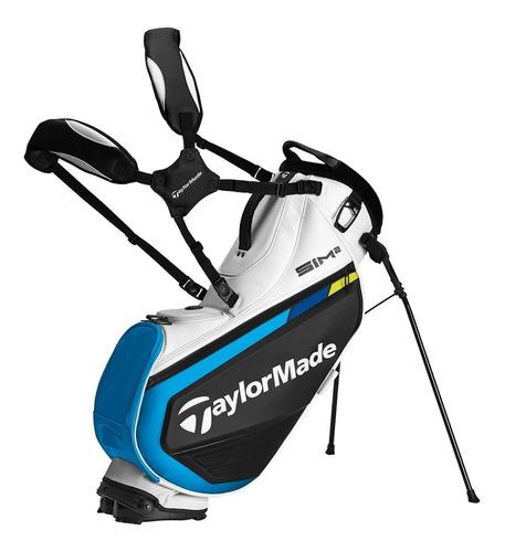 Bolsa Taylor Made Staff Bag Sim Max 2 Para Golf
