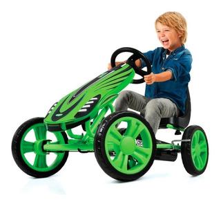 Gokart Carro De Carreras Montable De Pedales Hauck Niños