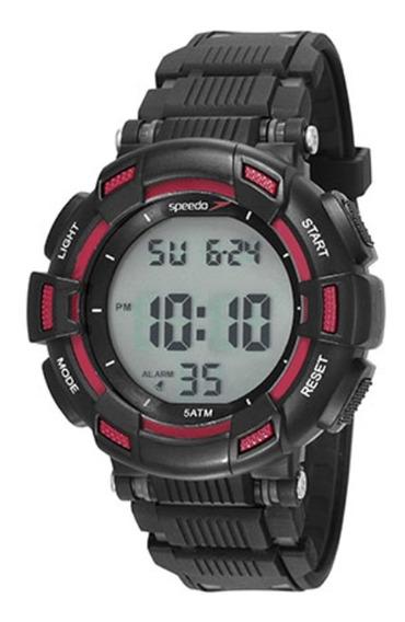 Relógio Masculino Speedo Esportivo Digital 81183g0evnp1 - Pr
