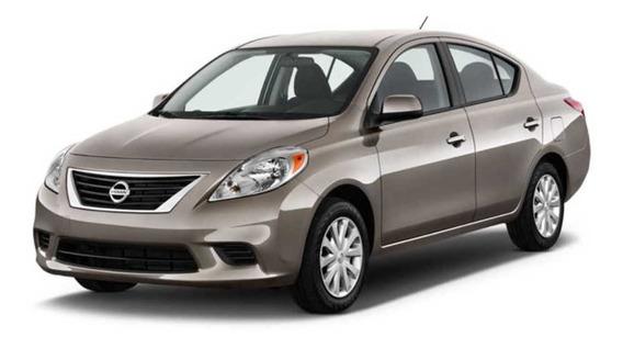 Nissan Versa Sense Mt 2014, 49.500 Km, Única Mano