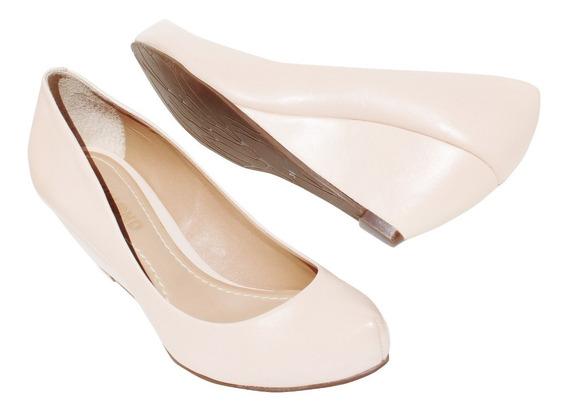 Sapato Scarpin Plataforma Anabela Dumond 4108507
