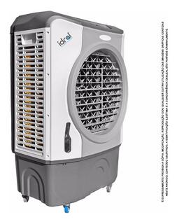 Climatizador De Ar Portátil 110 Ou 220v Com Painel Digital Ambientes Industria Residencia Comercio - Com Controle Remoto