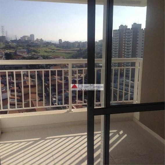 Apartamento À Venda, 72 M² Por R$ 560.000,00 - Vila São Francisco - São Paulo/sp - Ap2185