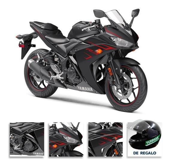 Yamaha Yzf R3 Modelo 2017 0 Km - Yuhmak Motos