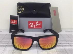 Óculos Ray Ban Justin Camaleão