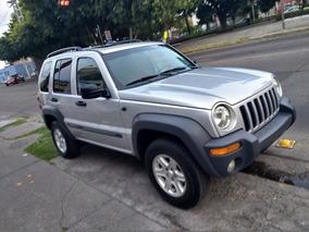 Jeep Liberty Sport Qc 4x2 At 2002